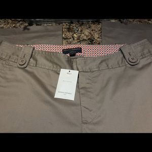 NWOT Banana Republic slacks